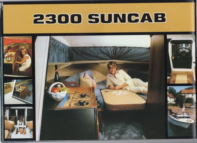 Zircon 2300 SunCab